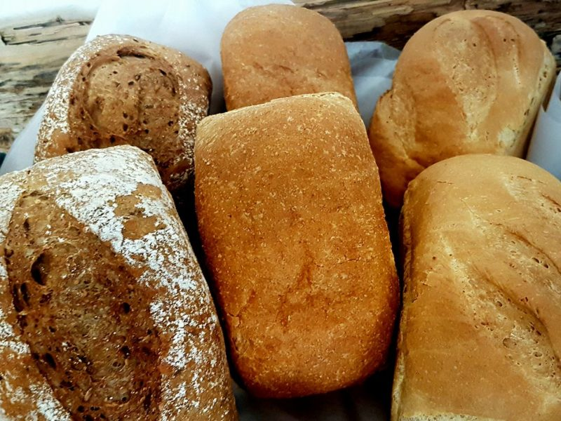 Abhis Bread Half Sized Loaves